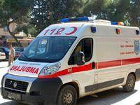 Ambulans�n 'kopan parmak' tela��