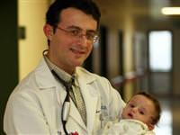 ABD'nin ünlü doktoru Devlet Hastanesi'nde