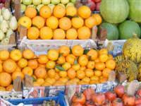 Neden mavi renk sebze veya meyve yok?