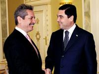 Türkmenistan'a Çal�k'tan 6. santral