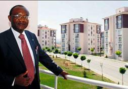 Kongo, konut sorununun çözümünde TOK�'yi seçti