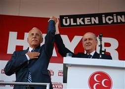 AK Partili vekil MHP'yi seçti