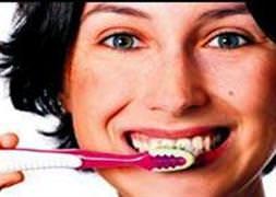 Dişinizi doğru fırçalayın!