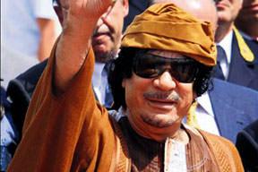 Kaddafi üzerinde sinsi planlar