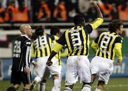 Fenerbahçe'den bir 'ilk'
