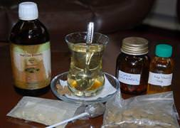 Çay�n tableti, �urubu ve �ekeri üretildi
