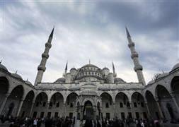 Sultanahmet Camii ilk 10'da