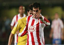 Reyes Atletico Madrid'de kal�yor