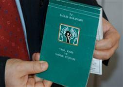 Yeşil kart sahiplerine müjde!