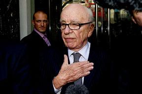 FBI'da Murdoch dosyas�