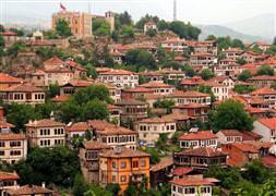 Safranbolu'da antika pazar� kuruldu