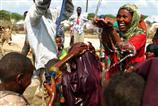 Somali'de mutluluk bir yudum suyla geliyor