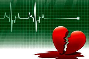 Kırık kalp öldürür!