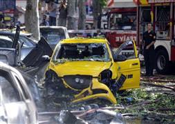 Ankara'daki patlamayla ilgili 6 gözalt�