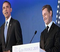 Obama'n�n esprisi zirve yapt�