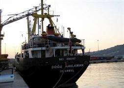 �zmir'de gemi kazas�: 2 ölü
