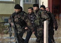 Erzurum'da 1 polis �ehit dü�tü