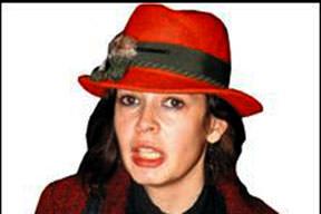 Şapka şıklığı