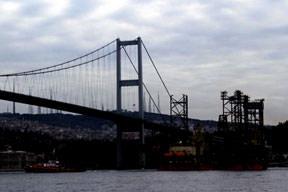 '3. köprü için B plan� haz�r'
