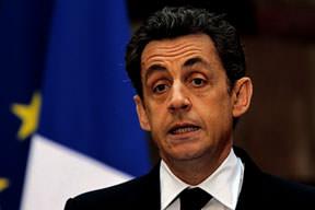 Sarkozy'ye not �oku
