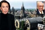 Oxford'un elmas�!