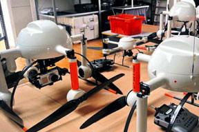 İnsansız helikopter üreteceğiz