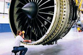 Uçak motoru üretece�iz