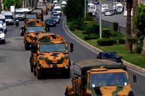 Suriye dü�ünsün