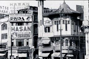 Karaköy'ün kay�p camisi geliyor