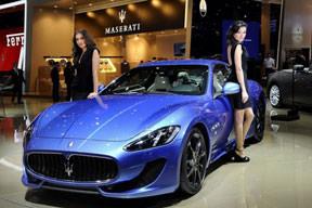 Maserati geliyor