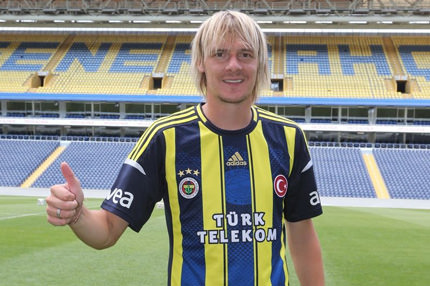 Krasic'in formu yeterli de�il!