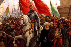 Fatih H�ristiyan m�yd�!