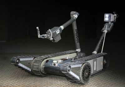 Radyasyona kar�� robot