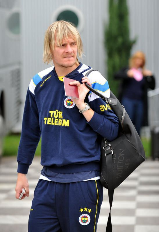 Bienvenu out Krasic in