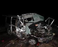 Katliam gibi kaza: 4 ölü, 2 yaral�!