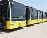 �stanbul'a 250 yeni otobüs