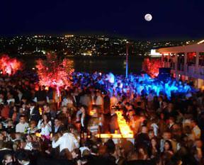 İstanbul gece hayatı!