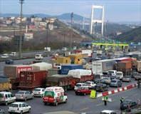 Köprü ve otoyollar�n geliri 114 milyon lira