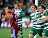Bursa'da gol düellosu!