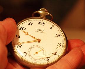 Saatler ileri al�n�yor