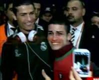 Ronaldo'yu benzetti!