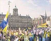 Amsterdam'da Fener alarm�