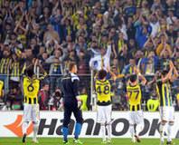 ��te Fenerbahçe'nin Benfica kadrosu