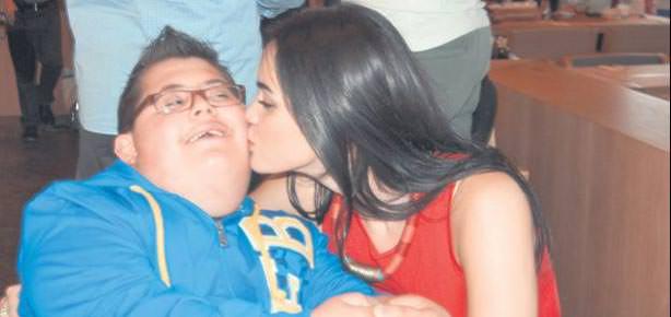 En güzel öpücük