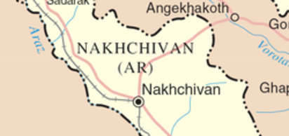 Türkiye ile Nahçıvan Özerk Cumhuriyeti'ni birbirine bağlayan Ümit Köprüsü hizmete girdi.