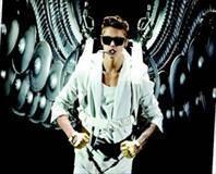 Bieber, öfkeli hayran�n� yakt�