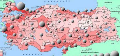 1970 � Nüfus say�m� yap�ld�: Türkiye'nin nüfusu 35.066.549