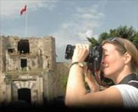 Rus turistler Türkiye'ye akt�