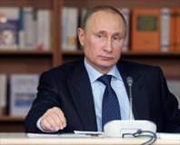 Putin'e protesto