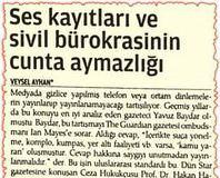 Askere var Gülen'e yok!